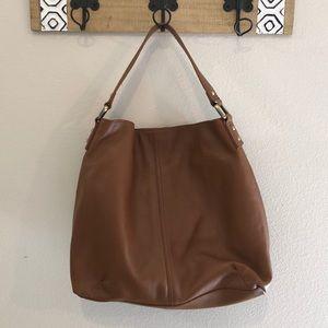 EUC Kooba Genuine Leather Camel Hobo Handbag! 👜